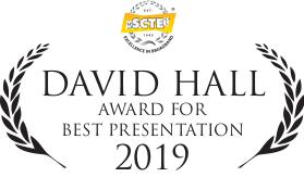 SCTE David Hall Award